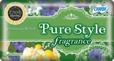Charm PureStyle Pantyliner fragrance Fresh Herbal